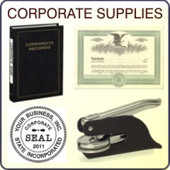 Incorporation and Limited Liability Company Supplies