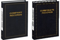 Official Record Books