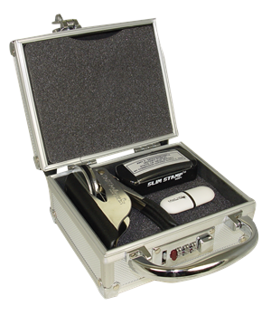 notary locking case