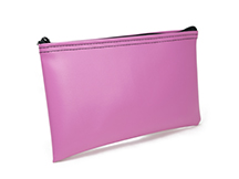 notary supply bag in pink