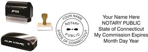 Georgia Notary Combination Stamp