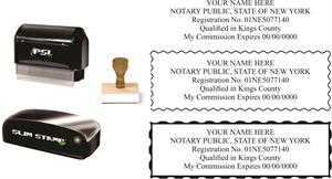 notary stamp new york